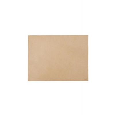 Patti Leather Writing Pad   Natural