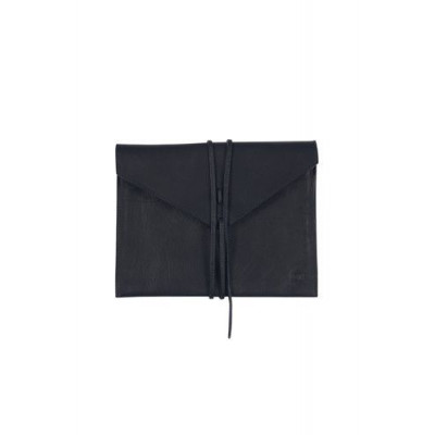 Garance iPad Clutch   Black