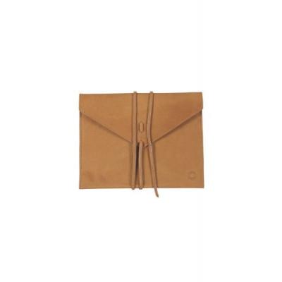 Garance iPad Clutch   Camel