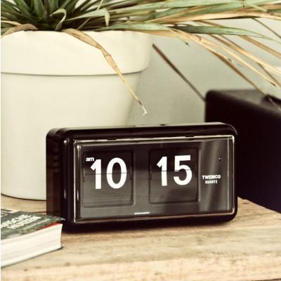 Flip-Clock QT30   Schwarz