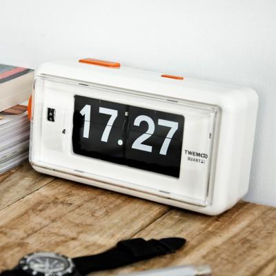 Flip-Clock AL30   Weiß