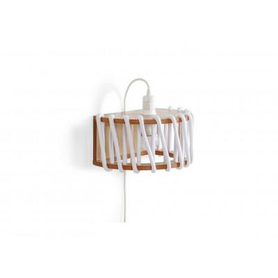 Wall Lamp Macaron 30 cm | White