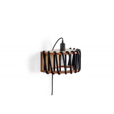 Wall Lamp Macaron 30 cm | Black
