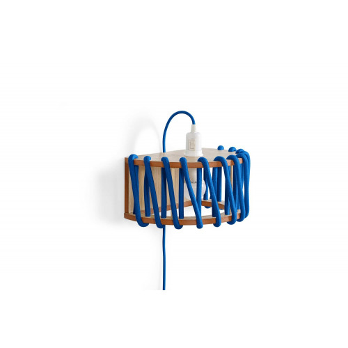 Wandleuchte Macaron 30 cm   Blau
