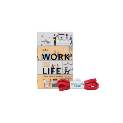 The Work Life Set | Book + Wellness Band