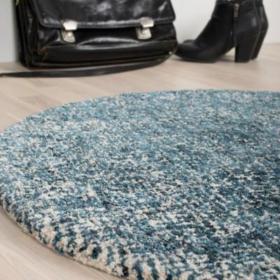 Carpet Dundee White/Petrol