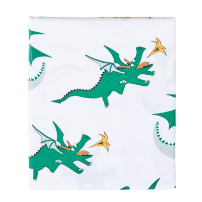 Fitted Sheet Cot | Dunkin Dragon