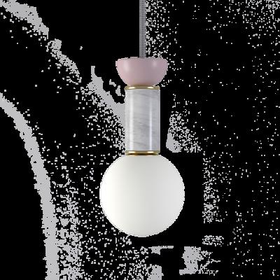 Creative Light Round | Dusty Rosa