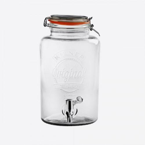 Getränkespender mit Hahn 5 L
