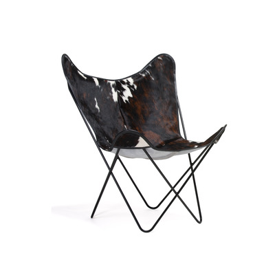 Chair Butterfly Normand Cow | Brown