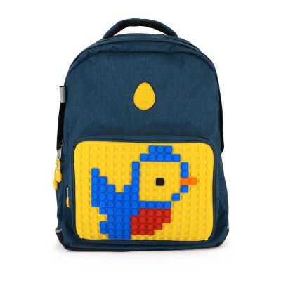 Double Backpack | Yellow