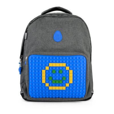 Double Backpack | Blue