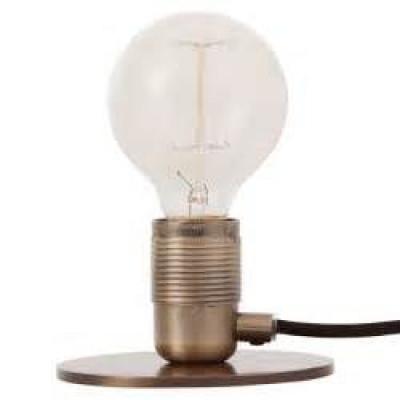 E27 Table Lamp   Bronze