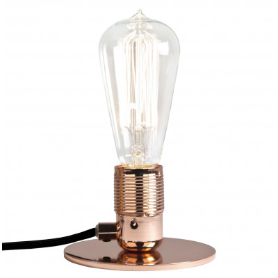 E27 Table Lamp   Copper