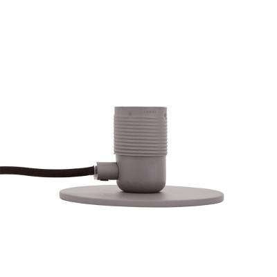 E27 Table Lamp   Grey