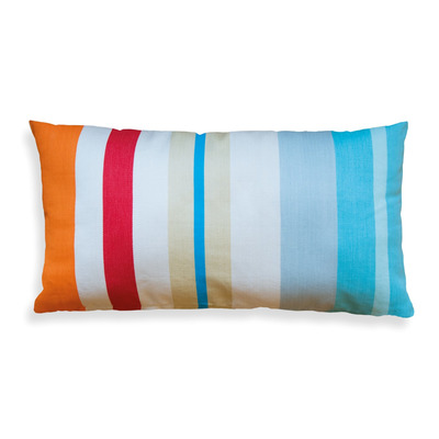 Cushion Stripes Sandy | Multicolour