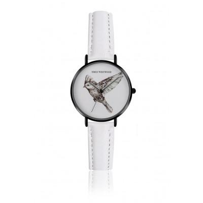 Watch Birds   White
