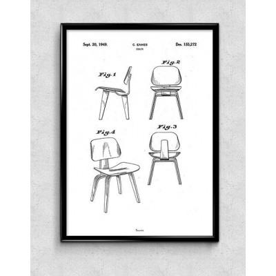 Drucken   Eames Chair
