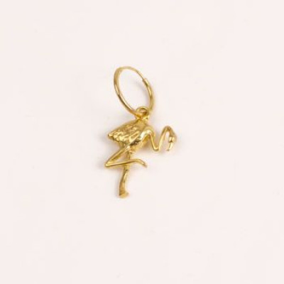 Earrings Flamingo