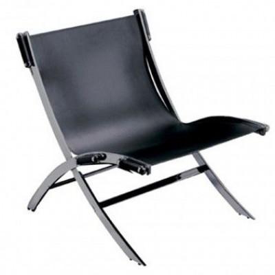 Easy lounge - Schwarz