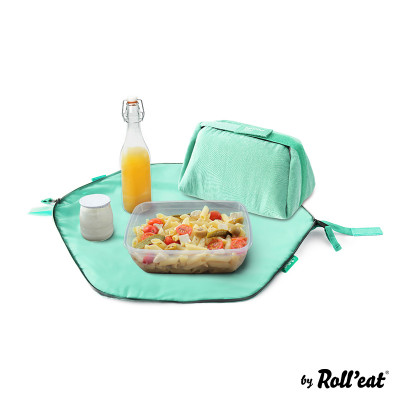 Wiederverwendbare Lunch-Tasche Eat'n'Out Mini Eco | Mint