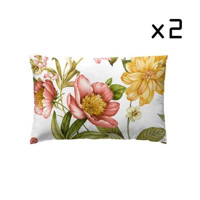 2er-Set Kissenbezug 50x75 cm I Pandor
