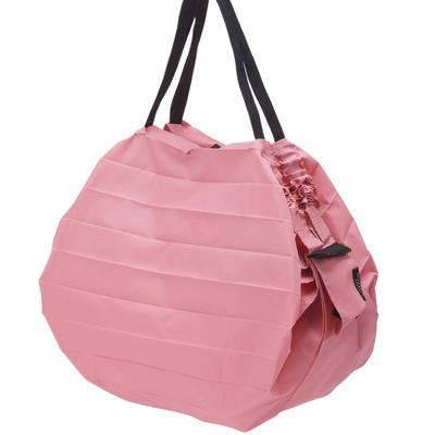 Compact Foldable Shopping Bag Peach (Momo) | M (5 kg/ 16 L)