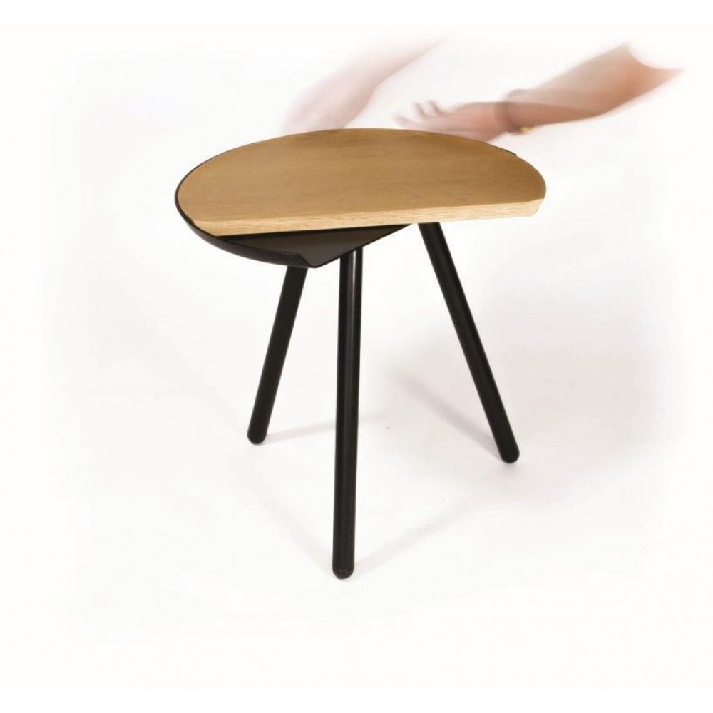 Eclipse Table   Black