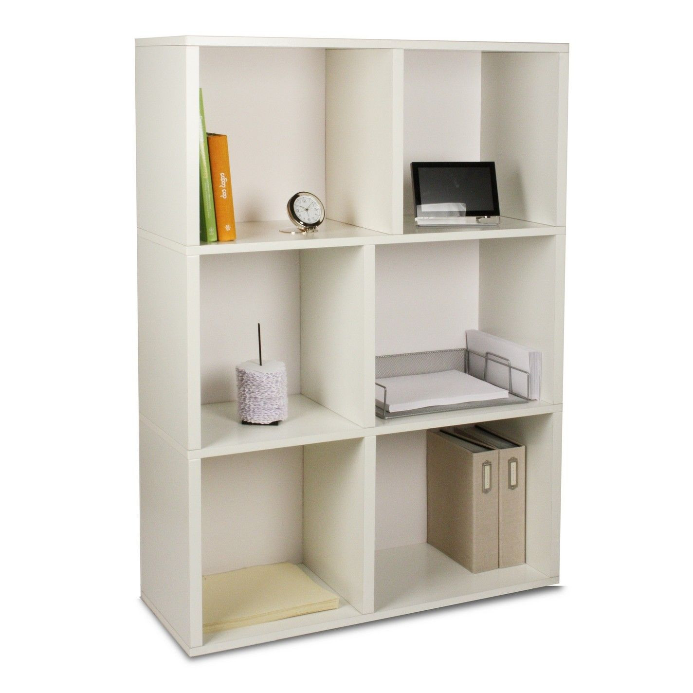 Tribeca Shelf | White