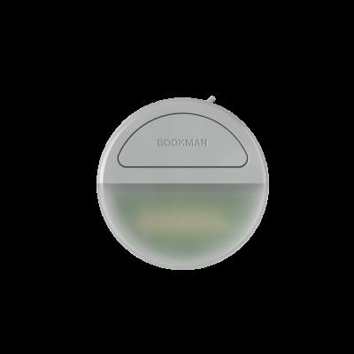 Lichtclip  Wiederaufladbar Eclipse   Grau