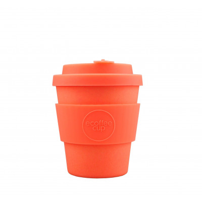 Bamboo Coffee Cup | Coral