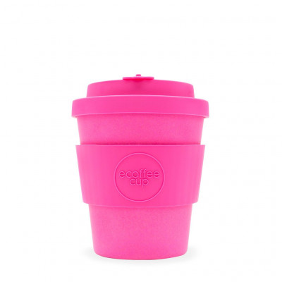 Bamboo Coffee Cup | Pink