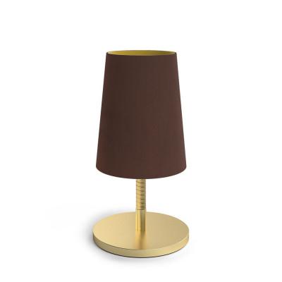 Lampe Dandy   Schokolade