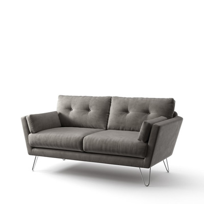 2-Sitzer-Sofa Tido   Taupe