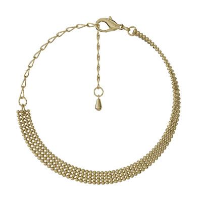 Strand Ball Armband Eden | Gold