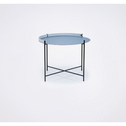 EDGE-Tablett-Tisch 62 | Taubenblau
