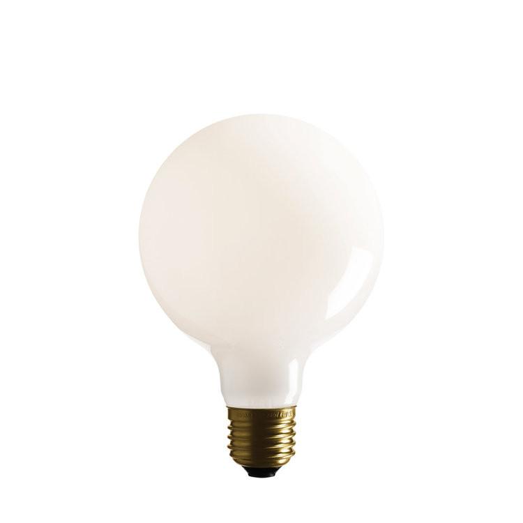 Lampe Sol | Weiß-Lichtundurchlässig