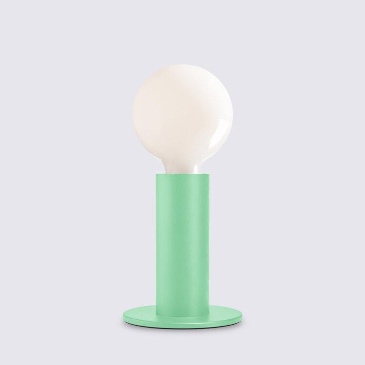 Lampe Sol | Minze-Lichtundurchlässig