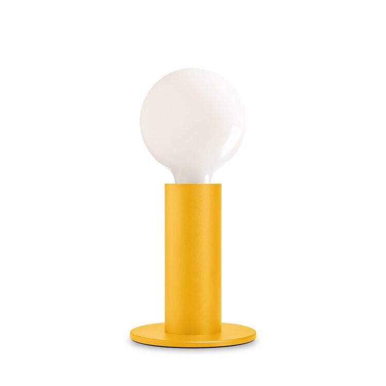 Lampe Sol   Mango Gelb-Lichtundurchlässig