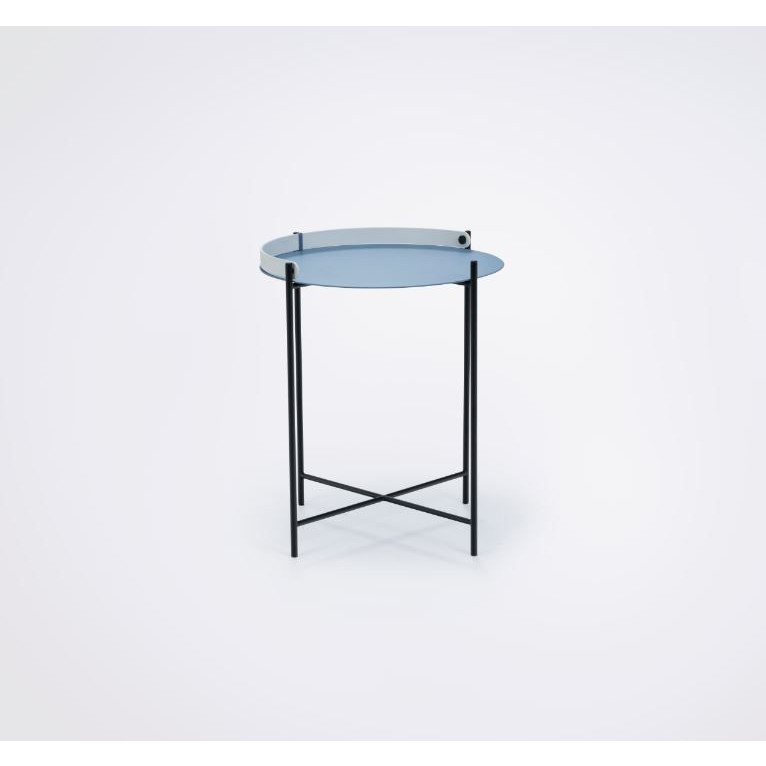 EDGE Tablett-Tisch 46 | Taubenblau