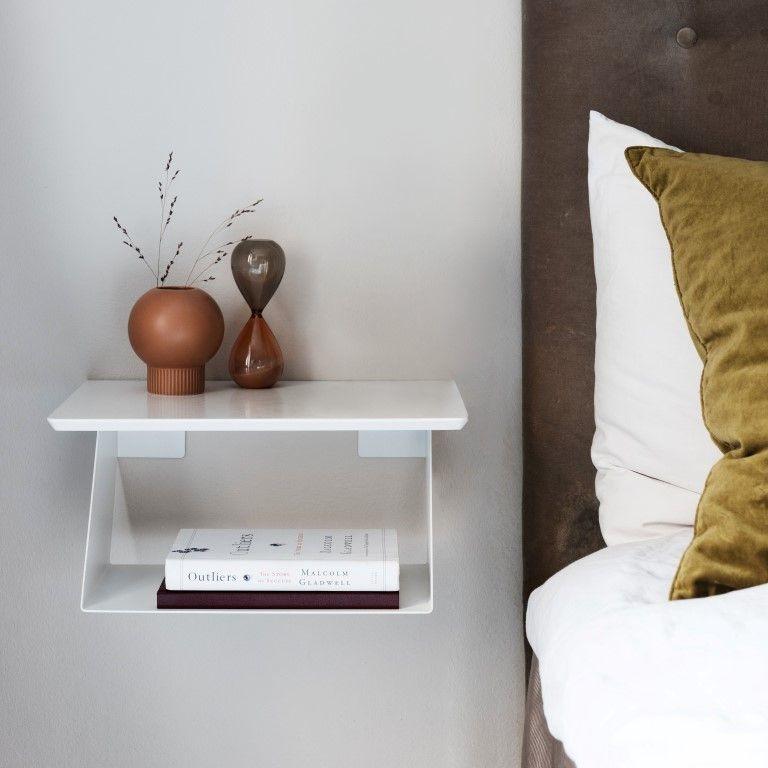 Shelf Edgy   White