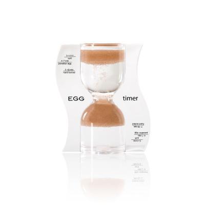 Egg Timer   Brown