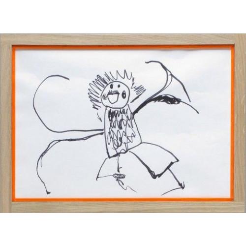 RAM'N Frame | Eiche Orange