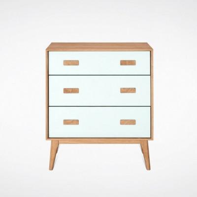 3-Drawer Chest | Oak