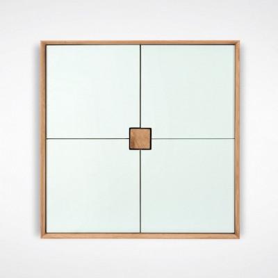 Wall Unit | Oak