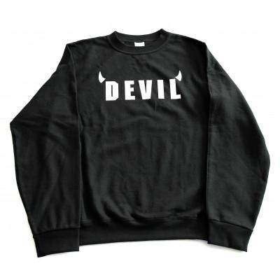 Devil Sweater Men | Black