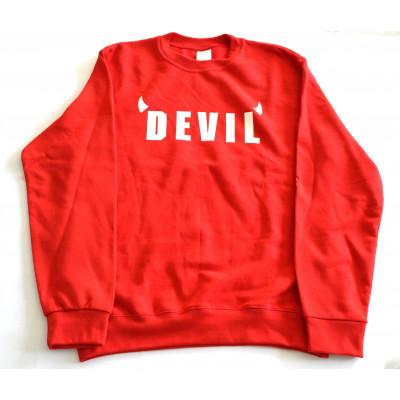 Devil Sweater Men | Red
