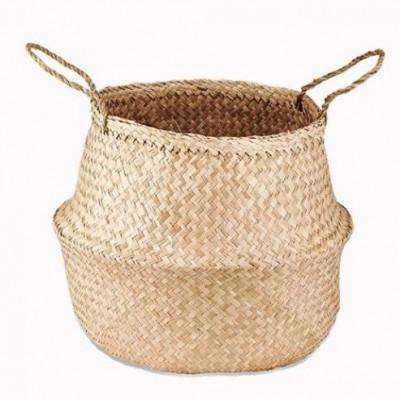 Ekuri Basket Large   Natural