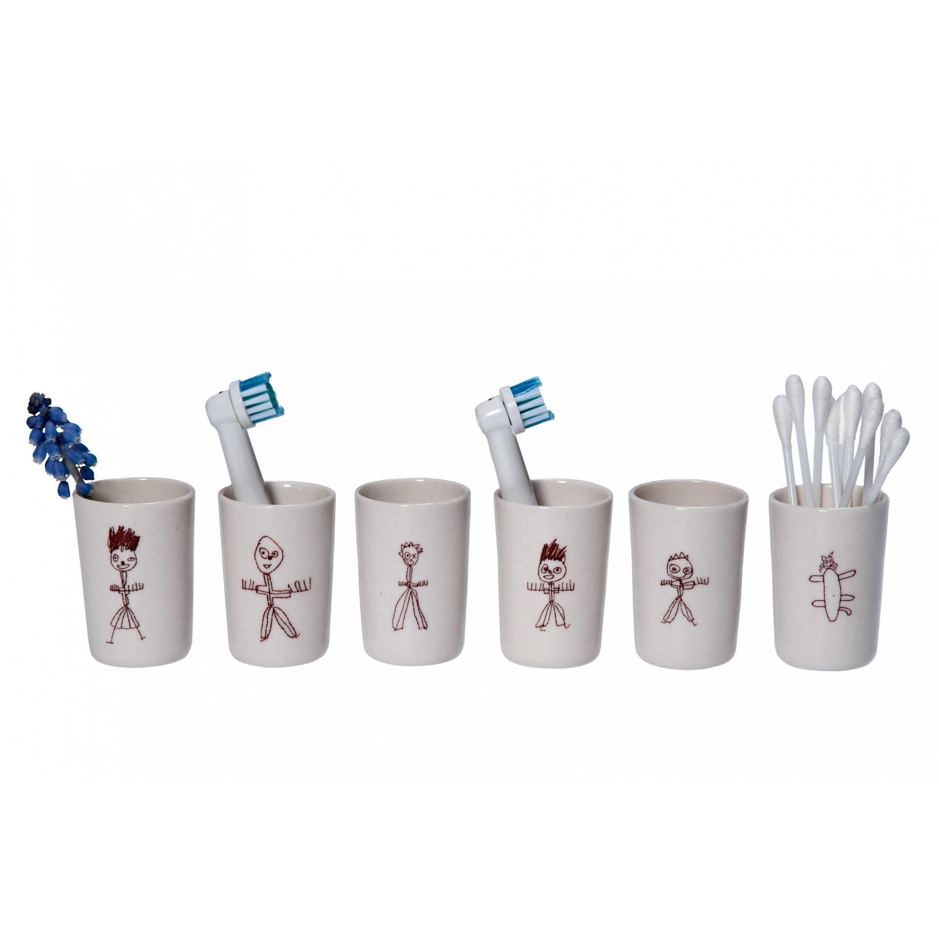 Electric Tootbrush Vases Bertram Family Part II