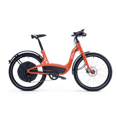 Elby E-Bike   Red